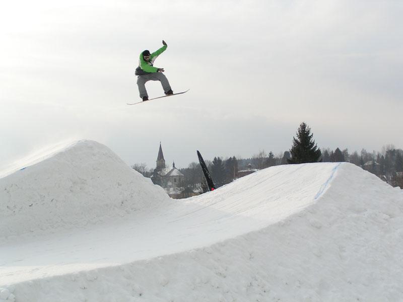 Ski areál Bublava - Stříbrná - sjezdovky 65fde9ebbd